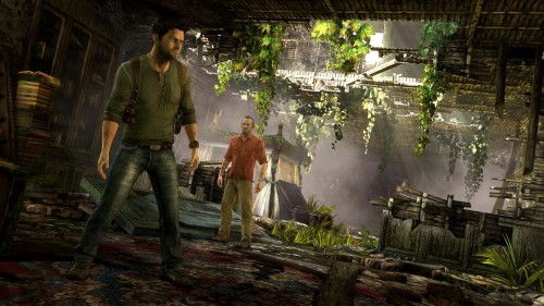 Uncharted 3 es gigantesco. Para muestra, 3 minutos ingame.
