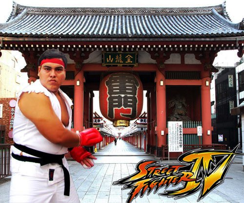 Ryu, el amigo friki de los niños