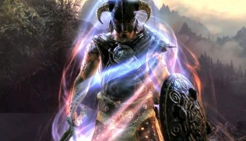 Auténtico lujo de voces en Skyrim