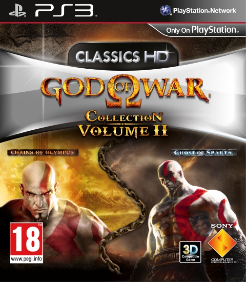 Kratos vuelve hoy en HD