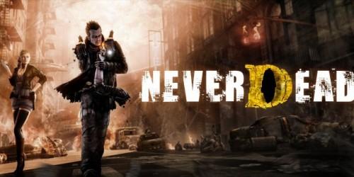 Never Dead o cómo ser un heroe a trozos
