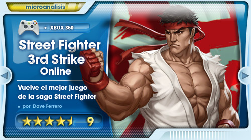 Now, fight a new rival! [Análisis Street Fighter III: 3rd Strike Online Edition]