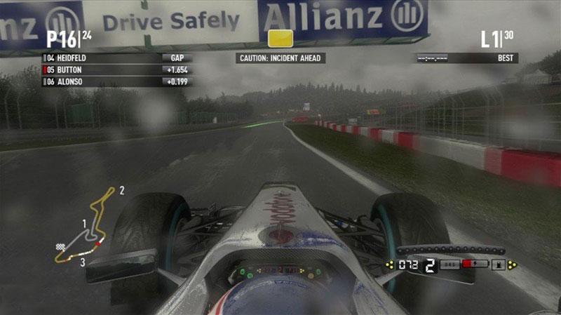 Último vídeo oficial ante del lanzamiento de F1 2011