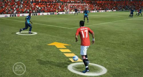 FIFA 12: Dos nuevos vídeos y un malabarista