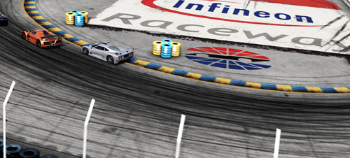 Opinión: Nuevo circuito de Infineon para Forza 4, sus mejoras y ausencias.