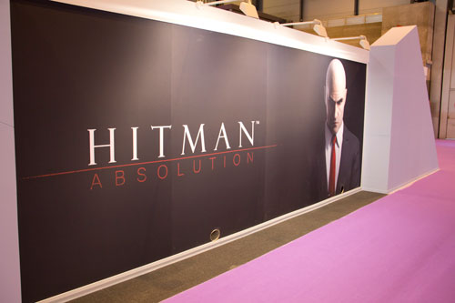 [GameFest 2011] Hitman Absolution muestra su calva más sigilosa
