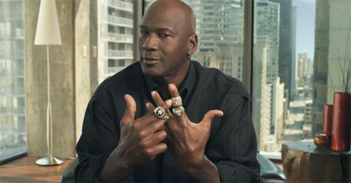 Michael Jordan te reta en NBA 2K12