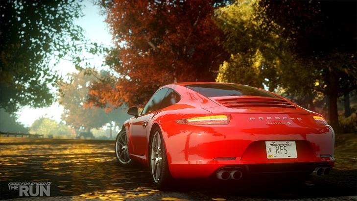 Mira Turn 10… ¡Un Porsche!