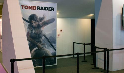 [GameFest 2011] Lara va a partir la pana con el nuevo Tomb Raider… ¡Y de qué manera!