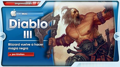 Diablo 3, muy buenas sensaciones con la beta