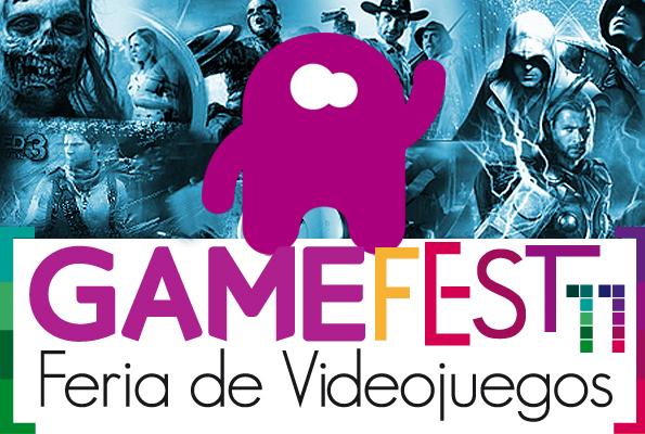 ¿Vas a ir al Gamefest? Descubre su agenda