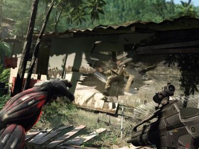 Confirmada la fecha de lanzamiento de Crysis para consolas