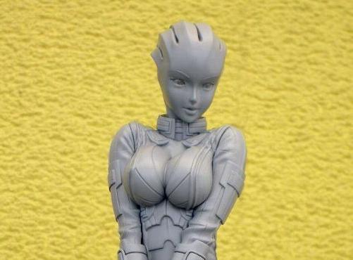 ¿Quereis tetas?, si pero en Mass Effect 2 normalitas