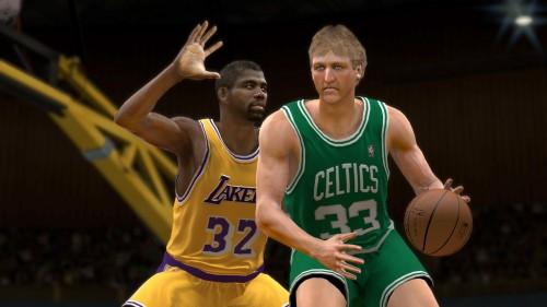 NBA 2K12 Bird