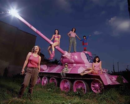 Tu tanque, tu amigo en Hypefield 3