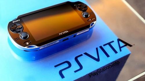 PS Vita llegará a España en marzo