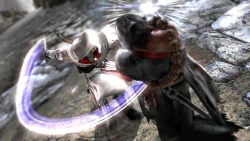 Ezio reparte estopa en Soul Calibur V hasta en la ed. limitada