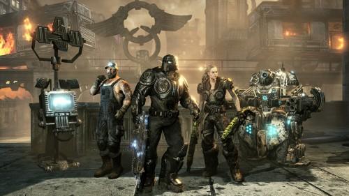 Comando Horda: Detalles del primer DLC de Gears Of War 3