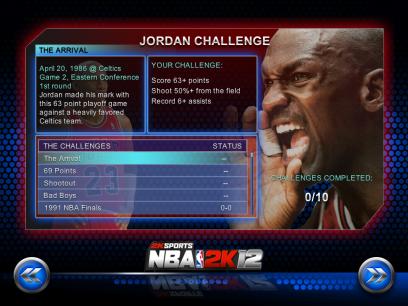NBA 2k12 machaca en iOS