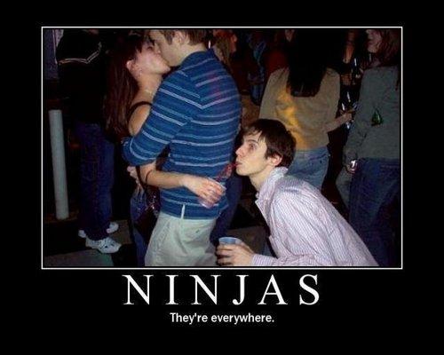 Ubisoft quiere que seas ninja. kiaaa!!