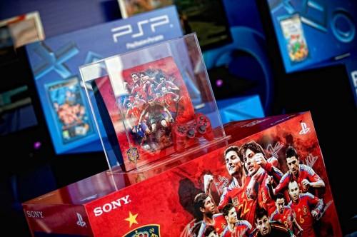 """PlayStation se vuelve """"Roja"""""""