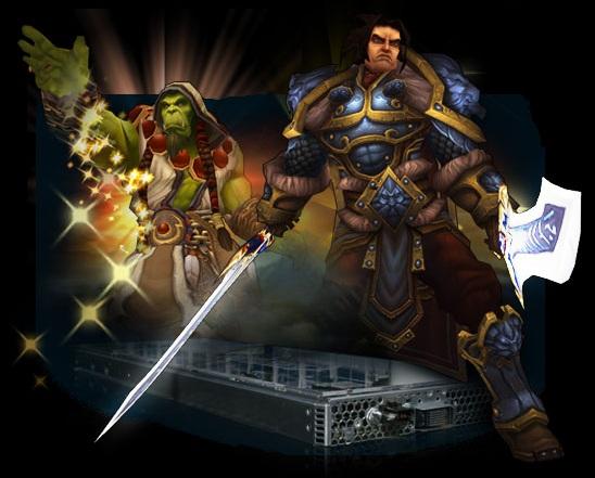 Blizzard subasta sus servidores de World of Warcraft  por una buena causa