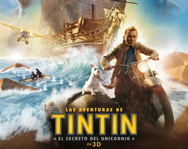 Se acerca Tintín y el secreto del unicornio