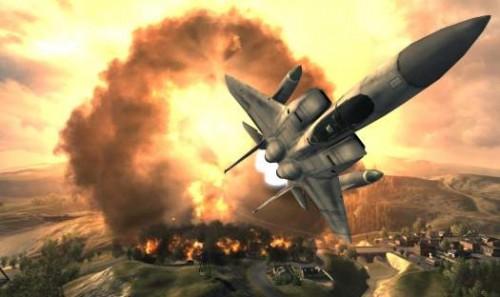 Ace Combat: Assault Horizon despega con este tráiler de lanzamiento