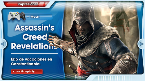 """Assassins Creed Revelations: Ezio de viaje por la bella Constantinopla"" [Impresiones PlayStation 3]"