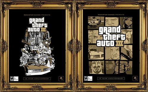 GTA III reaparece para plataformas móviles en su décimo aniversario.