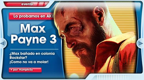 ¿Estáis preparados para la hype machine de Max Payne 3? [Primeras Impresiones]