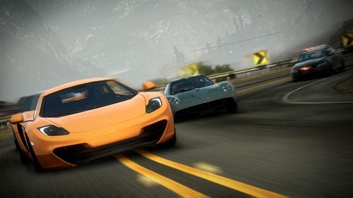 La pasma no se cosca. Pisa a fondo en Need for Speed: The Run