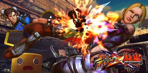 Street Fighter x Tekken partiendo dientes en NY