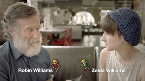 Robin y Zelda Williams adoran a Zelda