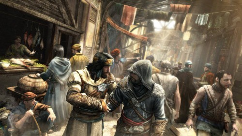 Assassins Creed: Revelations será jugable en 3D en todas las plataformas