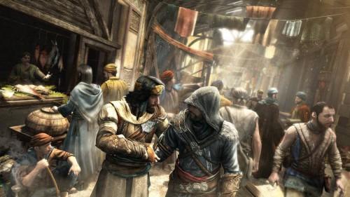 Assassins Creed: Revelations será jugable en 3D en todas las plataformas