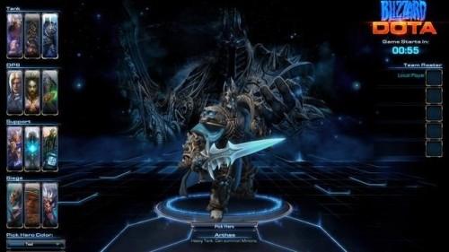 [Blizzcon '11] Blizzard DOTA