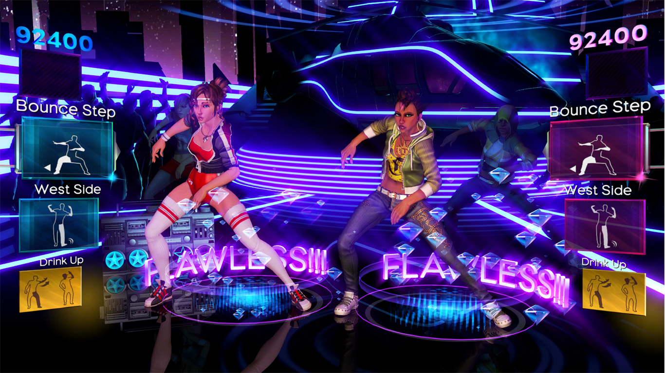[Candidato a GODZI 2011] Dance Central 2