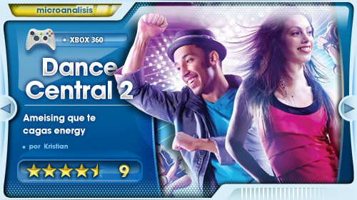 """Dance Central 2 es ameising que te cagas energy"" [Análisis Xbox 360]"