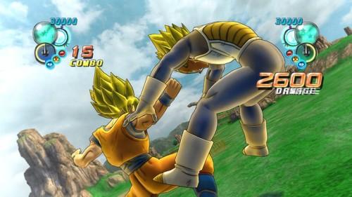 "Dragon Ball Z Ultimate  Tenkaichi ya es ""gold"""