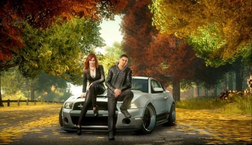Need for Speed: The Run revela sus  protagonistas