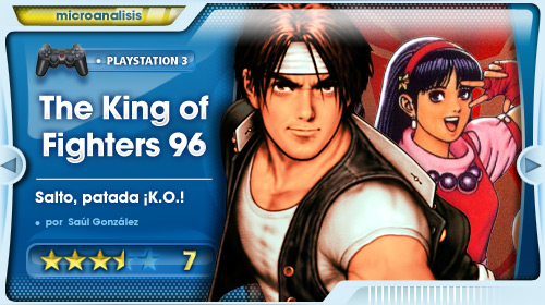 Análisis de The King of Figthers 96 para PlayStation 3