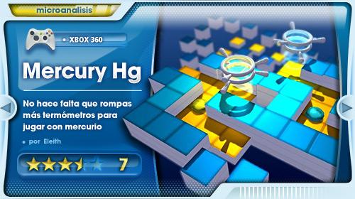Análisis Mercury HG