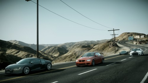Comienza a correr por tu vida con la demo de Need For Speed: The Run