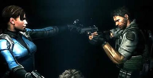 Resident Evil: Revelations se suma a la moda del cooperativo