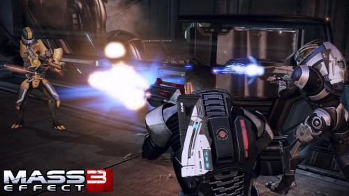 Vídeos con nuevos detalles del modo Online de Mass Effect 3