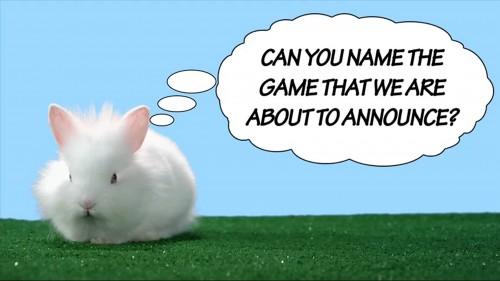 Sega y un conejo tienen algo que decir
