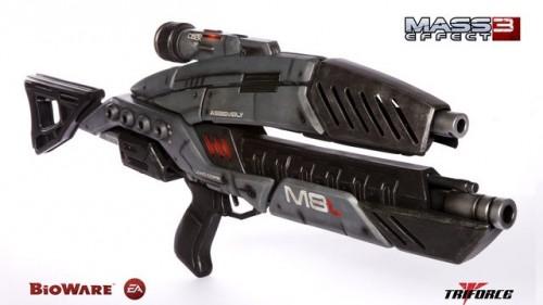 ¿Te gustan las pistolitas? Pues cómprate una de Mass Effect