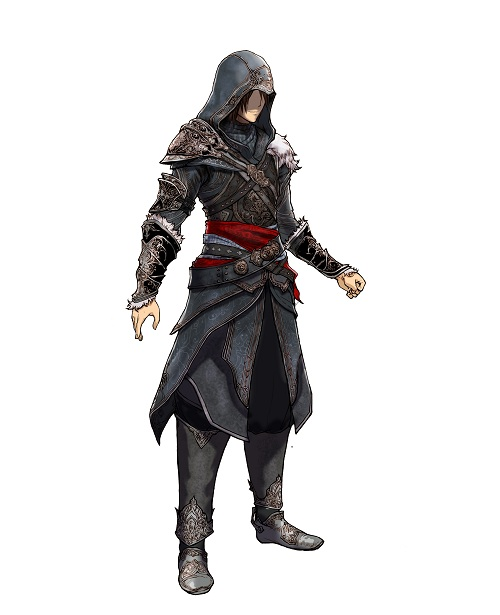 Ezio hasta en la sopa: ahora también lo veremos en Final Fantasy XIII-2