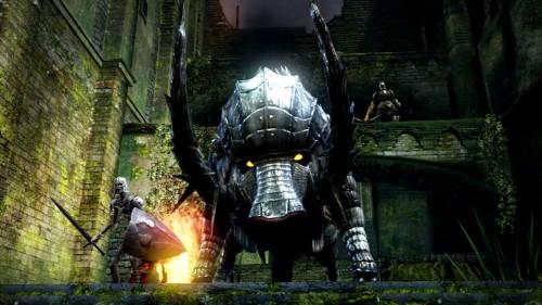 Dark Souls se actualiza para seguir acabando con nuestras almas